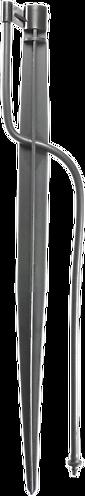Колышек FT-01 и питающая труба в сборе (4мм)