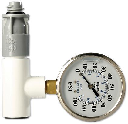 Комплект с манометром для измерения давления