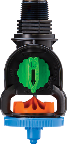 R3030 Sprinkler with Multi-function 3NV Nozzle